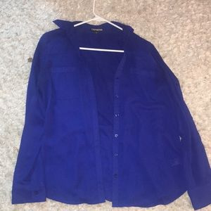 Small express blouse